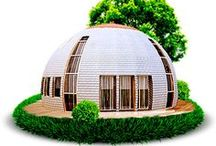 Eco Bouwen: Dome
