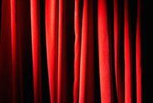 ❤️ Rouge Opéra ❤️ / Inspiration couleur rouge pour vêtements et accessoires saisons hiver 2018 et été 2018