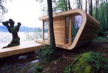 Portable Architecture / RESEARCH FOR TRANSITIONAL HOUSING
