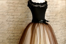 Vintage and Fashion / I am a vintage stylist who has a passion for fashion. I want this to be my wardrobe. / by Angelica Lontok