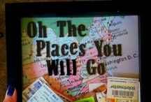 Pack a bag, Travel the world and Discover Yourself / Once a year, go someplace you've never seen before. - Dalai Lama / by TWP