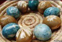 Πάσχα / Ιδέες για παραδοσιακές και μη πασχαλινές δημιουργίες! πάσχα, πασχαλινό, τραπέζι, διακόσμηση, σπίτι, λαμπάδα, λαμπάδες, βαφτιστήρι, αυγά, αυγό, βάψιμο αυγών, βάφω αυγά, παιδί, τεχνικές