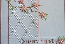 Cards and other paper crafts / by Christine Spohn