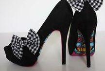 Mmm, shoes!