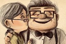 Disney & Pixar / by Liane Laslett