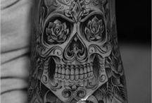 Tattoo Ideas / by Scott A.