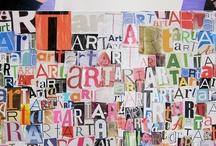 Art Room / School / by Jennifer Stabnick