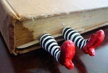 Books / by Angela Kingston