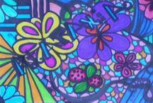 Doodling Practice-Journals,Blogs :) / by Cj Hunt