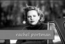 Rachel Portman Beautiful Instramental! / Rachel has the most beautiful & peaceful instrumental music to me. I've also added other peaceful music. Enjoy / by Cj Hunt