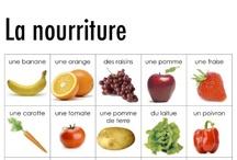 nourriture grade 1 (janvier)