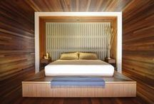 Bedrooms / by Atelier MAIson Interiors