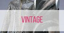 vintage / vintage fashion
