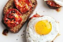 Food- Breakfast / by Kristin Wright