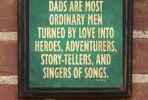Dad / Never forget the best job a Dad can do is to love the Mum with all your heart !You are doing this together.