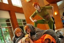 Awesome Cosplay crud / Awesome Cosplays and Tutorials. / by Lolabrook13