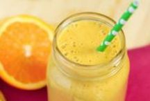 Drink! / Juicing, Smoothies and all kinds of awesome liquids!  / by Rebecca Richards