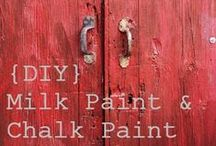 home style // paint / by Terri Bleeker