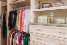 Closets / by Kristin Wright