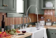 Kitchen / by Kristin Wright