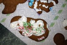 Christmas! / Christmas cookies with the girls.....NAILED IT! / by Jill Horne
