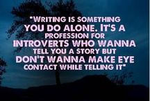 Writing / Tips and Tricks of the Writing buzz
