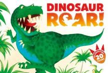 Dinosaur Roar! / The Wonderful World of Dinosaur Roar! by Paul and Henrietta Stickland. Fun and games, books and toys, the best dinosaur hobbies and crafts for dinosaur loving kids of all ages. Featuring the best selling children's dinosaur picture books, DInosaur Roar! and Ten Terrible Dinosaurs. Dinosaur Themed Parties and Dinosaur Bedrooms, Dinosaur Craft Activities, Dinosaur Drawings and Dinosaur Pop Ups. Dinosaur gifts Dinosaur Books for Kids and Dinosaur Party Ideas.