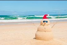 Caribbean Holiday Cheer / What better place to celebrate the holidays than in the Caribbean? Trade the snow & cold for sand & sun! And if you can't, use these pins for inspiration to get you there mentally :) / by Elite Island Resorts