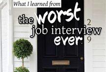 Employment interviews