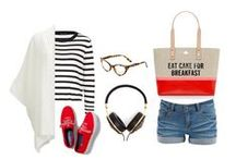 Fashion Inspiration / by A Shopaholic's Den