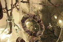 Natale / Idee per decorare, costruire, vivere la magica atmosfera del Natale