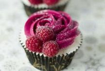 Cupcakes and Cakes / Cakes and cupcakes that I want to try!