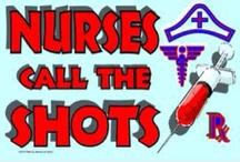 Nurses / by Kathy Adams