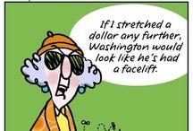 Maxine Strikes Again! / by Kathy Adams