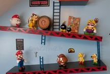 Geeky Homes - Bedroom / by Marissa Perez