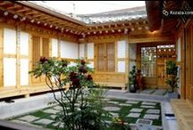 """CheongYeonJae Hanokstay @Bukchon, Seoul / 'Clear and clean, so no more important a good relationship means """"blue series with"""" is While preserving the beauty of traditional history of 100 years, Addition to the convenience and sophistication meets era boutique hanok hotel renovations."""