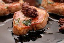 Ricettiamo: Pietanze a base di carne, pesce, verdura.