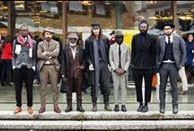Mens Style / by Sasha Grubor