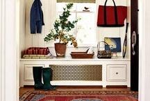 l a u n d r y / m u d r o o m / ideas for our laundry / mudroom