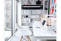 Working Spaces / by Sasha Grubor
