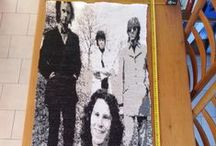 Jim Morrison & The Doors / by Mr and Mrs Bear's Kitchen