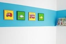Kinderschilderijen / Verzameling kinderschilderijen, ideeën en inspiratie.