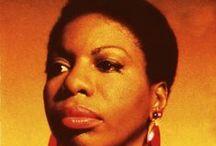 Nina Simone / by Sokari