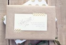 g i f t / gift ideas & gift wrapping / by lindsay
