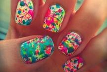 Nails / by Sara R