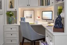 Inspiring Office Spaces / by Karen Bowen