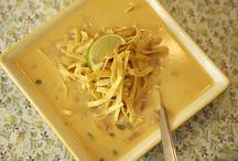 Yummy Soups  / by Karen Bowen