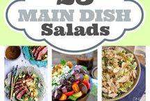 Salads / by Diane Blanc