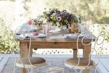t a b l e / table, entertaining, dinner / by lindsay