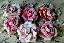 flowermaking and more / by Anneli Juneholt